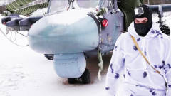 探险者闯入俄军事基地,大肆偷拍战机关键部位