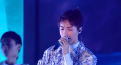 王俊凯新歌《流星》,突破以往的风格,才华横