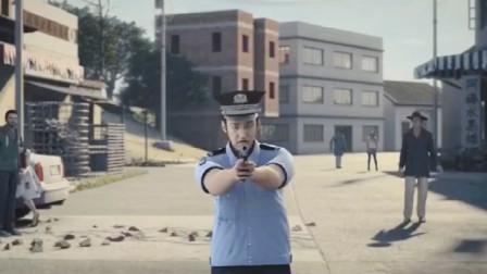 超神学院:莫甘娜把警察变成恶魔,让他去祸害