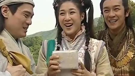 影视:美女被龙王收为干女儿,还把太湖给了她