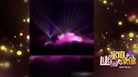 家庭幽默录像:话痨歌手薛之谦,舞台效果都能
