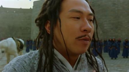龙龙九回朝美女竟用斧子迎接,这接风仪式太隆