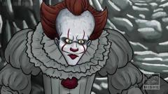 《HISHE电影结局恶搞系列》小丑回魂2应该这样结