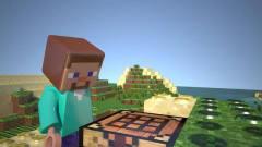 我的世界动画-乐高史蒂夫来到MC-01