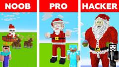 我的世界MC动画:圣诞老人