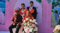 实拍河南农村结婚现场,美女司仪真是高手啊,