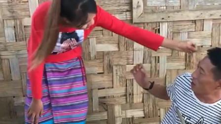 缅甸美女-娶了我,你不用干活,我种地养你!