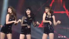 AOA热门歌曲《Like a Cat》黑皮衣,尽显妖娆火辣!