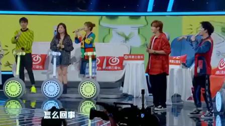综艺:罗凯伦翻唱草蜢乐队经典《小跳蛙》,好