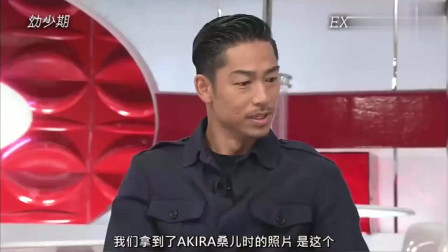 日本综艺:林志玲老公小时候是小胖墩,长大后