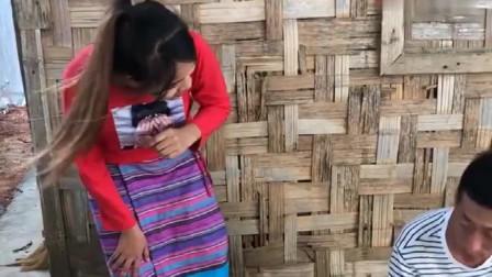 缅甸美女:娶了我,你不用干活,我种地养你!