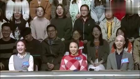 娱乐:撒贝宁自夸粤语好,接下来一幕遭打脸