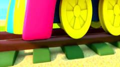 宝宝巴士:少儿益智动画,奇奇妙妙和小伙伴坐