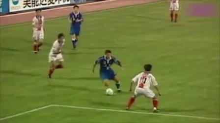 中国足球最可惜的球员!张效瑞当年到底什么水平?最桑巴的中国天才