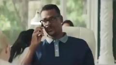 创意广告:我的行程就是看老婆的安排!