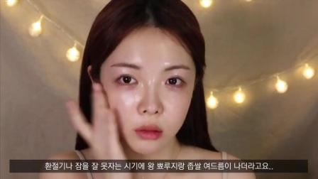 韩国美妆:JIYU韩艺瑟仿妆,美女仿美女都一样美