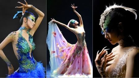 62岁舞蹈家杨丽萍健身房举哑铃!身材似20岁少女,冯小刚:她不是人,是仙!