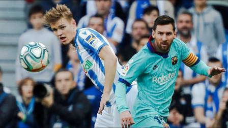 皇马推出超新星,租借后打上西甲主力,梅西都打不过,武磊差点超过他