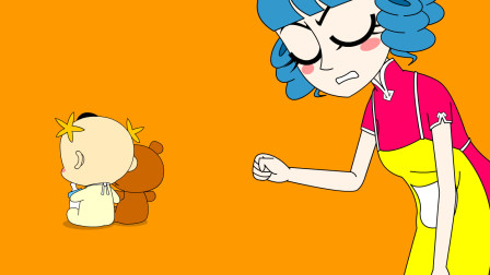 *瓶小星:私奔,搞笑动画短片 (横屏)