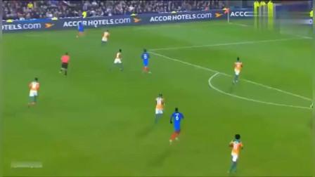 这就是世界级直塞, 够中国足球学十年的