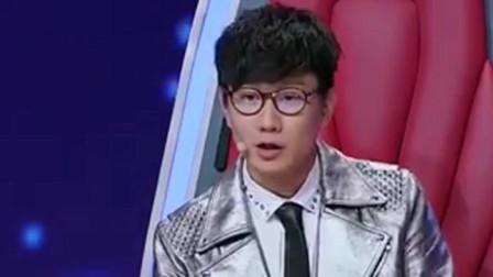 综艺:林俊杰向歌手推荐萧敬腾,可他屏幕上的