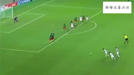 U17世界杯,塔吉克斯坦的这记任意球配合太有想