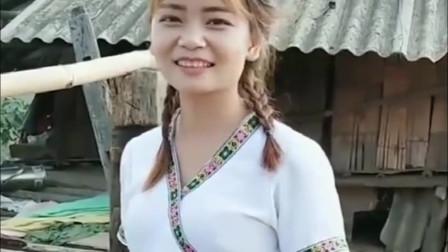"""缅甸美女才刚刚18岁,没有结婚,便被人称为""""大"""