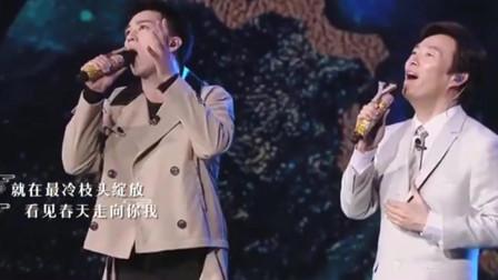 综艺:费玉清许魏洲演绎新版《一剪梅》,好经