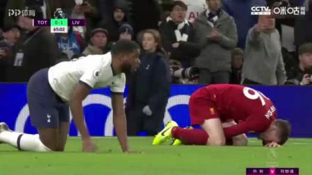 英超第22轮:菲尔米诺一球制胜,利物浦客场1-0热刺,热刺绝平未果,穆里尼奥跪了