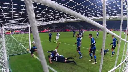 【kok体育】意甲第19轮,国际米兰1-1亚特兰大