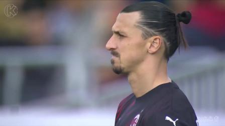 【kok体育】伊布回归后的首球,AC米兰卡2-0利亚里