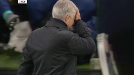 飞机慜!英超孙兴慜破门良机这一脚致敬郜林,穆里尼奥也没眼看了!