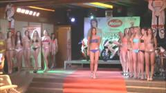 巴塞罗那世界小姐时装周Trenti-Pove泳装秀, 时尚模特的魅力, 不言而喻!