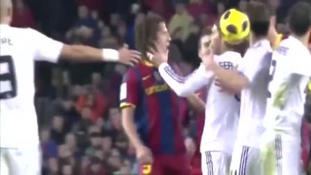 足球历史上的红牌罚下