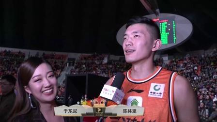 赛后采访-陈林坚 :心情比较平静,和去年很不同