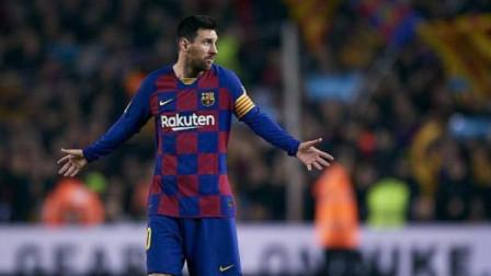 """梅西这""""前无古人""""的表演,是人类足球的上限么?"""