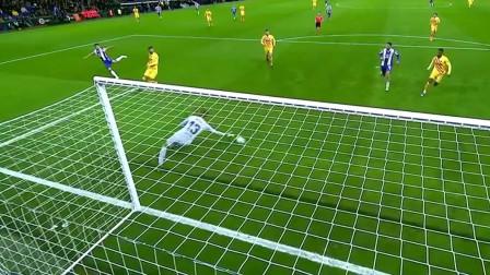 西甲官方5佳球:武磊绝平巴萨进球值10亿入选第五位