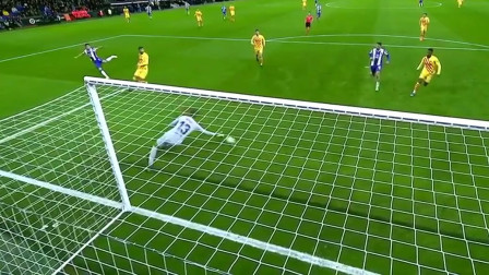 武磊绝平巴萨入选西甲官方第19轮五佳进球!