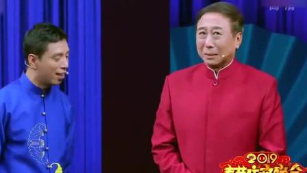 千万别让冯巩贾旭明搭档,这俩浑身是戏,台下