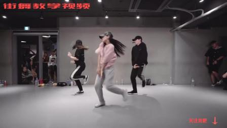 【街舞美女】Drops FKJ feat. Tom *ailey May J Lee Choreo