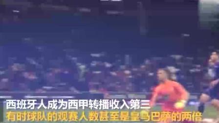 西甲主席表示:靠武磊已经挣了八个亿了,未来希望能继续引进更多的中国球员