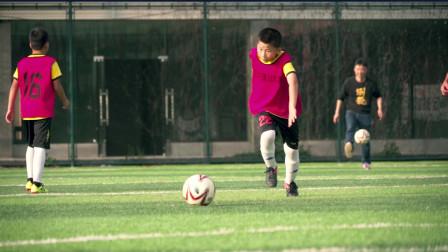 从小不输外国人!中国足球小将在德国绝杀不莱梅!