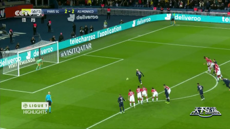 天下足球之法甲一周精华:接近梅西和C罗的只有内马尔