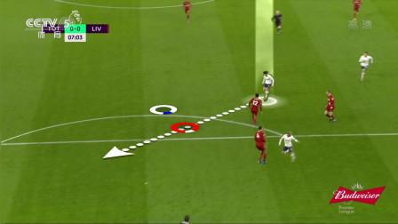 天下足球之利物浦大战热刺战术分析:红军创造38场不败纪录冠军悬念越来越小