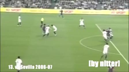 罗纳尔迪尼奥独有的15个另类足球技巧, 看完小罗踢球不想看别人了