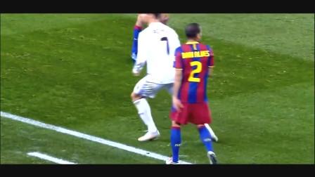 足球明星之间的打架冲突, 这方面梅西总吃暗亏没有C罗硬气