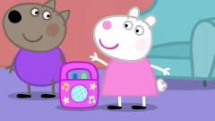 启蒙教育 3D动画埃德蒙的生日小猪佩奇帮忙照顾