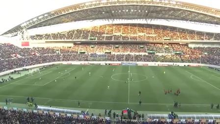 5万人现场看高中生决赛!这样的足球氛围令人羡慕