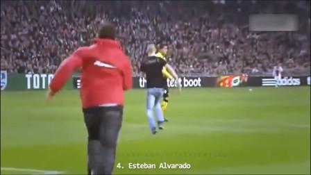 足球场一瞬间丧失理智的球员, 拉莫斯和佩佩应该终生禁赛