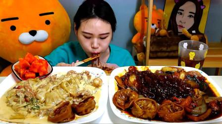 韩国美女跟妈妈来中国旅游,才刚到四川就哭了